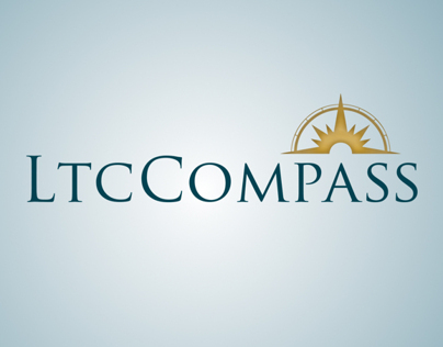 LTCCompass Logo/Identity Re-brand