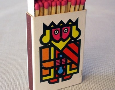 Matchboxes Christmas Nativity.