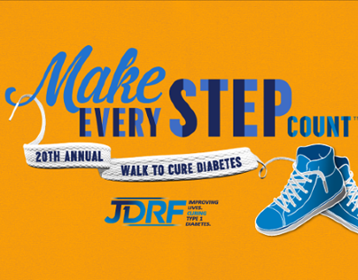 JDRF / Make Every Step Count