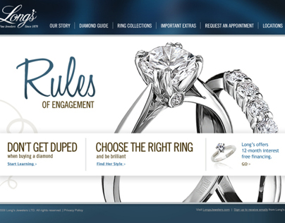 Longs Jewelers: Rules of Engagement