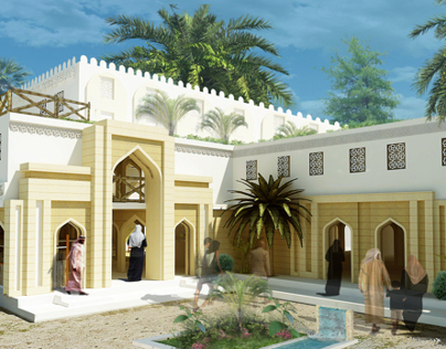 Lamu Market Development
