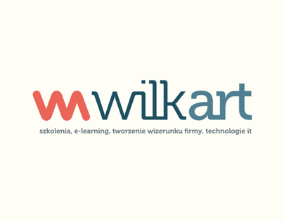 Logo and identification for WILKART.