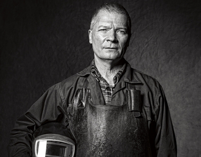 Workers portrait /Klimawent