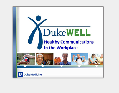 DukeWELL Powerpoint