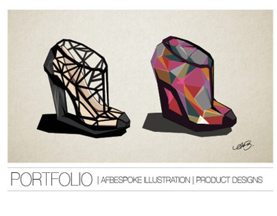 PORTFOLIO | PRODUCT ILLUSTRATION