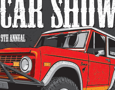 9th Annual MSD Car Show