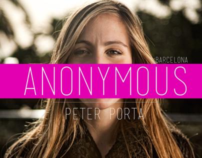 Portraits Anonymous People · Barcelona