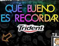 Tridents - Que bueno es recordar (COPY)