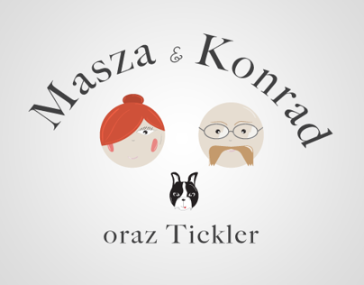 Masza & Konrad wedding invitation