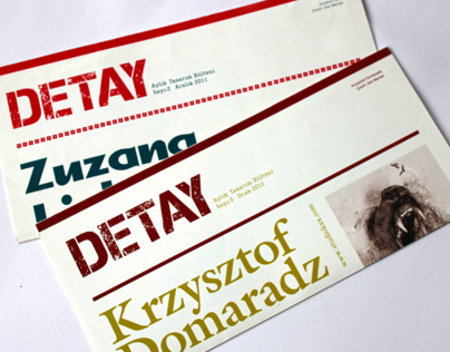 Detay / Newsletter Design