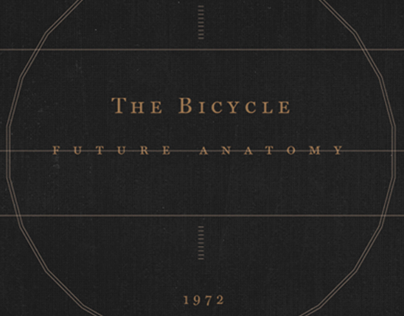 Future Anatomy: 1972 Bicycle