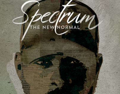 Spectrum: The New Normal by Antonio Rodrigues Jr.