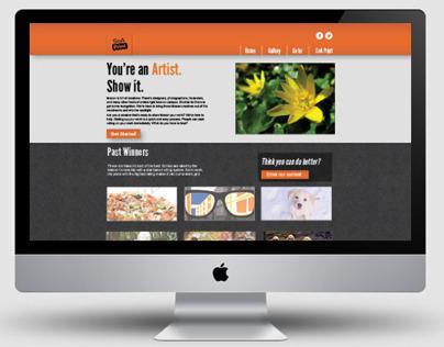 School of Art Print - gallery website
