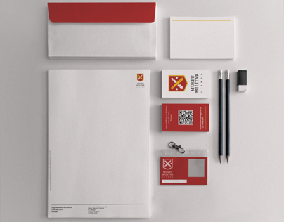Military Museum of Lisbon - Corporate identity