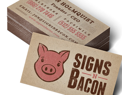 Signs-N-Bacon Identity