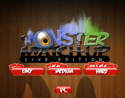 Monster Match Up