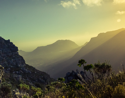 Overseers - Table Mountain, South Africa