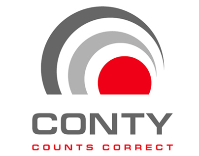 Conty Ltd. logo design