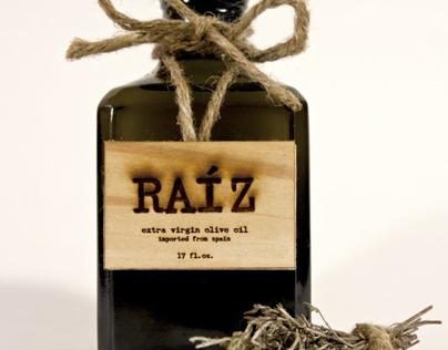 Raíz : Spanish Olive Oil