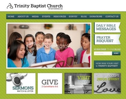 Trinity Baptist Church of Savannah