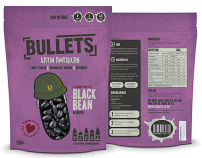 Bullets: Branding and Packaging