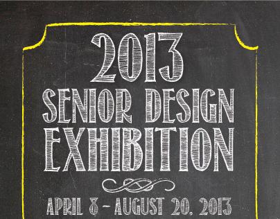 Senior Design Exhibition Concept