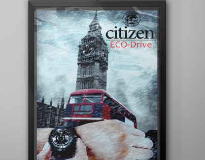 Citizen-Eco Drive