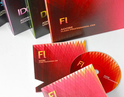 Adobe Creative Suite 6 Packaging