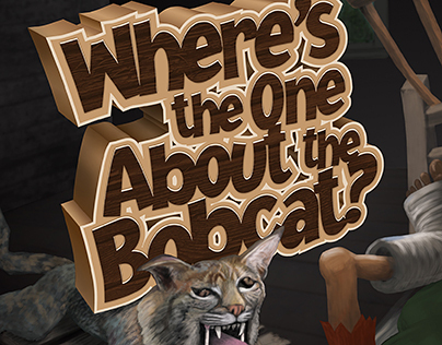Book Design, Wheres the One About the Bobcat?