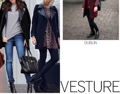Vesture Luxury Outerwear Product Development