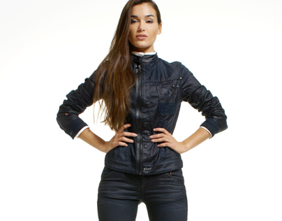 G-STAR RAW BY GNG FALL/WINTER 2012 LOOKBOOK