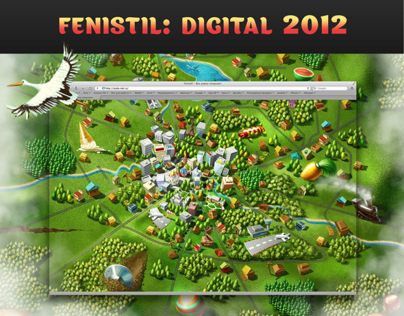 Fenistil Digital: 2012