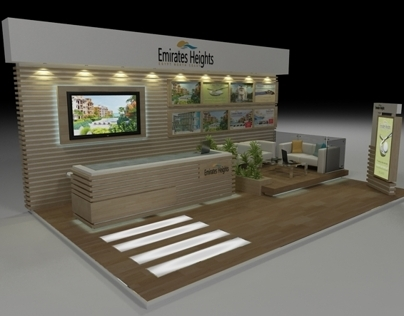 Emirates Heights Booth
