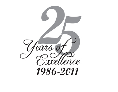 ACHC 25th Anniversary Seal