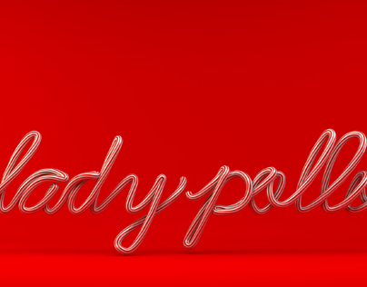 Lady Pollo 3D Type