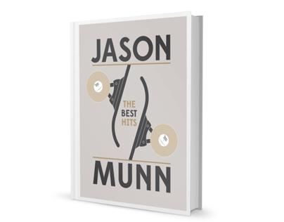 Jason Munn Book Cover Design