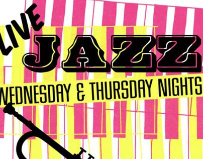 Jazz Night Poster