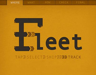 Fleet   Shipping App