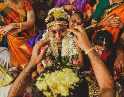 Adi & Apoorva: Wedding in Chennai