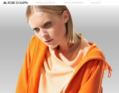 Robe Di Kappa 2011 Summer Collection