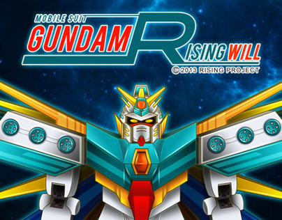 Mobile Suit Gundam Rising Will