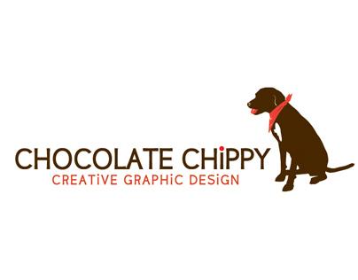 Chocolate Chippy Creative Graphic Design