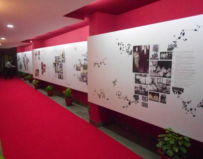 IMSC Mathematical Conversations Exhibition