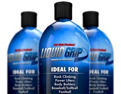 Liquid grip package design
