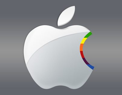 Apple Inc.(Rainbow Bite)