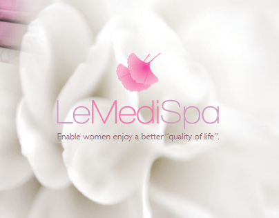 LeMedi Spa Ad In Jeddah Links Magazine
