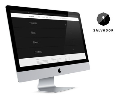 Salvador - Agency Website