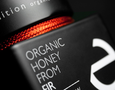 PREMIUM HONEY Packaging design