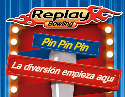 Ven a Replay y pásala Replay
