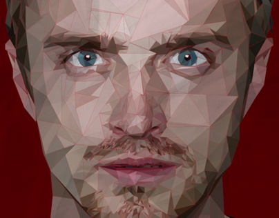 Vector portraits